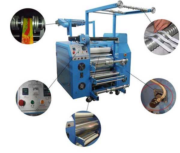 دستگاه چاپ روبان