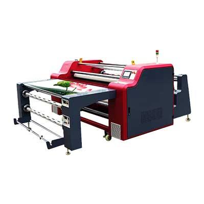 دستگاه کلندر چاپ پارچه مدل F6017E