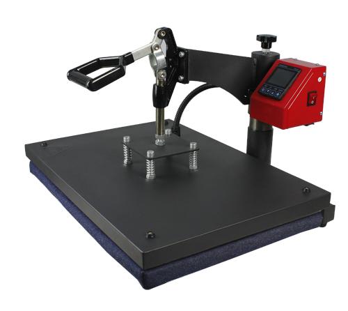 دستگاه چاپ تیشرت چرخشی